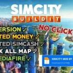 SIMCITY BUILDLT MOD NEW VERSION UNLIMITED SIMCASH, UNLOCK ALL