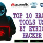 TOP 10 Hacking Tools used by Ethical Hackers ♨️🌐