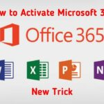 Activating Microsoft Office 365 without cracked version,