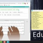 EduTyping : Auto Complete Exercises and Lessons Using Cheat