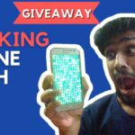 Hacking a phone by sending a sms GIVEAWAY sms hacking