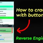 How to crack a App. using button id. Reverse Engineering. smali