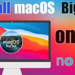 Install macOS Big Sur 11.0.1 on Windows Pc Without Mac Clean