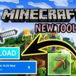 NEW TOOLBOX MOD MENU FOR MINECRAFT PE 💯 100WORKING