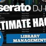 Serato DJ Pro BEST Library Management HACK EVER