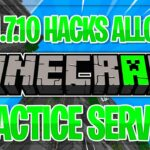 TOP 1.7.10 PRACTICE SERVER THAT ALLOW HACKING ✨ – Minecraft