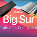 macOS Big Sur Bootable USB or Bootable Hard Disk Clean