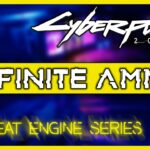 Cyberpunk 2077 Cheats – Infinite Ammo (Cheat Engine Tutorial