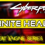 Cyberpunk 2077 Cheats – Infinite Health (Cheat Engine Tutorial