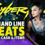 Cyberpunk 2077 – Console Command Cheats Now Available – Any Item