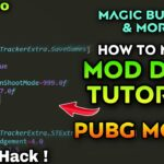 How to Make Mod Data for PUBG Mobile Private Method Tutorial