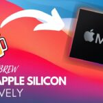 Install Homebrew Natively on an Apple Silicon M1 Mac