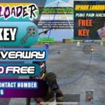 PUBG SPARK LOADER PAID FREE KEY 2021 GIVEAWAY USERNAME AND