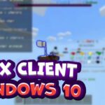 TRIX CLIENT HACK CLIENT WINDOWS 10 EDITION 1.16+ LINK TRIX