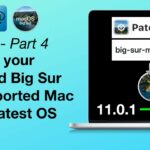 Update Patched Big Sur Unsupported Mac to latest OS Version