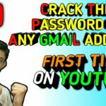 how to hack gmail password without phone number and recovery