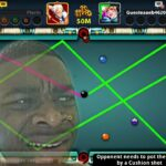8 Ball Pool player Lol uses auto hack Win Mod 😳 wtf New 2021