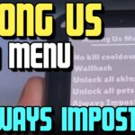 Among Us Mod Menu 2021🔥 AndroidiOS – Always Imposter – No