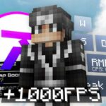 Best Minecraft PVP FPS Boost Client For Cracked Ares Client
