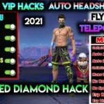 HOW TO HACK GARENA FREE FIRE IN 2021FLYING HACKUNLIMITED