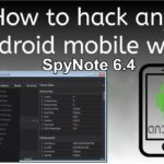 Hack Anyone Mobile Phone Remotely With This Mobile Hacking