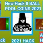 How 8 BALL POOL COINS HACK 😲 2021 New Hack 100 Working