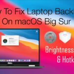 How To Fix Laptop Backlight On macOS Big Sur Hackintosh