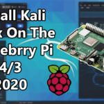 How to install Kali Linux on a Raspberry Pi 34 2021