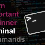 Mac OS Terminal Commands for Absolute Beginners