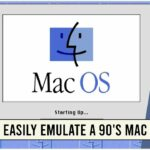 Super easy way to use Mac OS 8