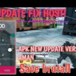 🔴CHEAT CODM NEW UPDATE SAVE BRUTAL NO HOST WORK BATTLE ROYALE