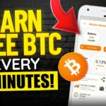 Earn FREE Bitcoin Every 5 Minutes (Ultimate Hack to Earn FREE