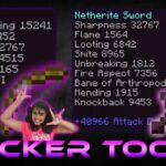 Get Hacker Tools In Minecraft Destroying Enderdragon in 1 HIT