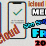 NEW ICLOUD BYPASS MEID WITH signal FREE?😱mina