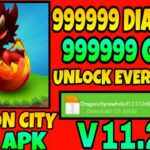 ✅New Hack✅ Dragon City Mod Apk 2020 v11.2.0 Hack Unlimited