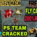 PS TEAM CRACKED MOD MANU APK RANKED WORK 🔥 FLY HACK ☠️ AUTO