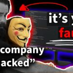 how HACKERS take down big companies (its your code)