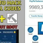 HOW TO HACK PAYPAL CODES APP WITHOUT ROOT 🔥🔥🔥