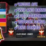 🔴NEW CHEAT VIP NOVUZ FREE FIRE ANTI BANNED, 100℅ HEADSHOT OTW