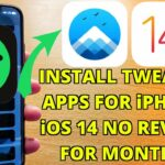 NEW Install Tweaked Apps Games iOS 14.4 – 13 NO