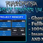 Phasmophobia – SteamCracked NEW CHEAT TRAINER V4.0 Ghost