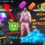 how to hack free fire new update with happy mod happy mod se