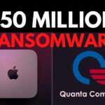 Apple Supplier Hacked by REVIL Ransomware: Live Demo Analysis