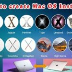 How to Create Mac OS Installer for MacWindows PC