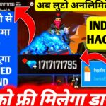 How to hack free fire diamond and coin free fire diamond hack