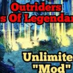 Outriders – UNLIMITED Legendaries, FirepowerAnomaly Power,