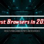 The best web browsers for WindowsAndroidIOSMac OSLinux in