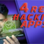 Top 4 black real Hacking Apps Not For All Dark Apps Real
