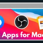 Best Apps for Mac OS (in my opinion) shorts