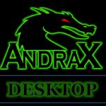 Execute ANDRAX on DESKTOP Computer and Compare with KALI LINUX